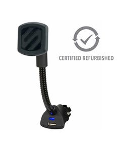 Smartphone Car Mount for 12V Socket with USB Port