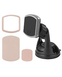 MagicMount™ Pro Window/Dash with Rose Gold Trim Ring Plate Kit