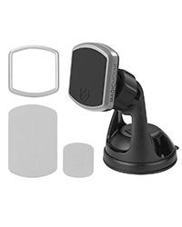 MagicMount™ Pro Window/Dash with Space Gray Trim Ring Plate Kit