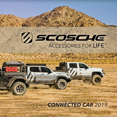 Connected Car Catalog 2019
