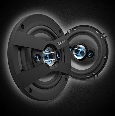 HD Speakers - 5.25